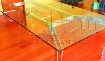 Mesas de Comedor con Vidrio
